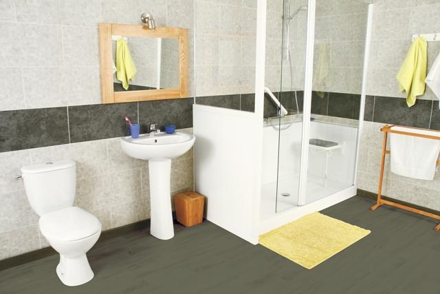 remplacez votre baignoire par une douche senior gr ce. Black Bedroom Furniture Sets. Home Design Ideas